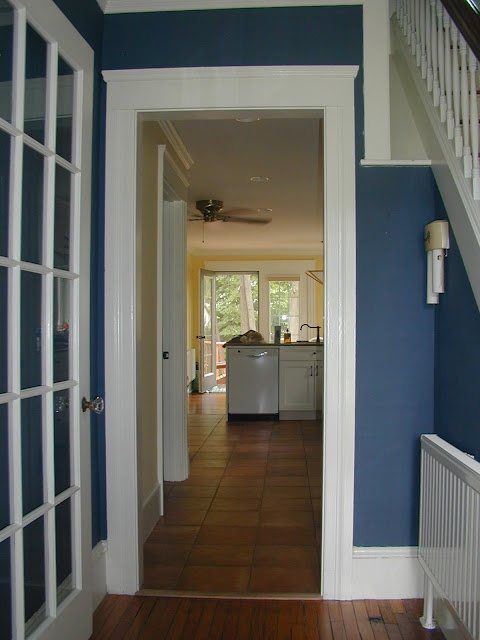 kitchen reno cheap rooster decor for benjamin moore mascarpone af-20 on trim | paint colors ...