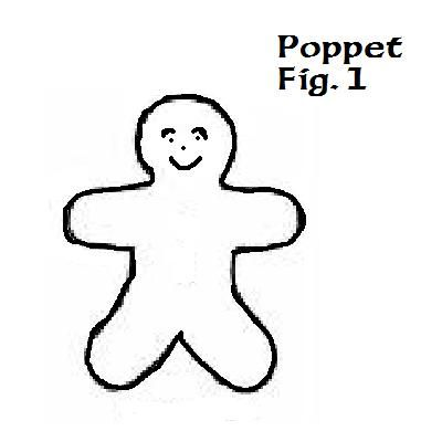 1000+ images about Poppets, Spirit Dolls on Pinterest