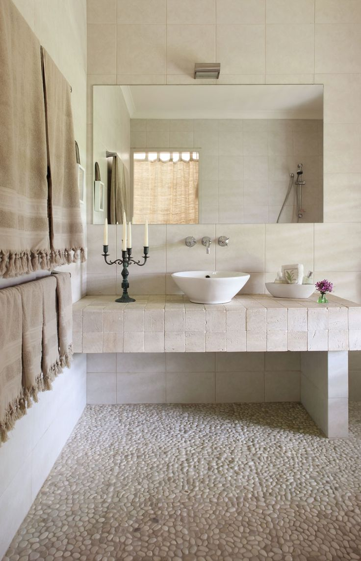 17 Best images about Natural Stone Bathroom on Pinterest