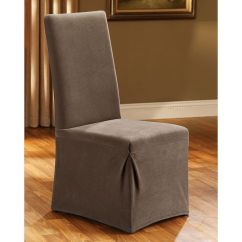 Sure Fit Parsons Chair Slipcovers White Chaise Lounge Indoor 25+ Best Ideas About Dining On Pinterest | Seat Covers, ...