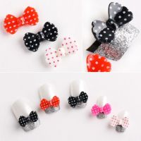 1000+ ideas about Bow Tie Nails on Pinterest