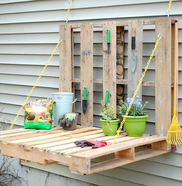 25 Best Ideas About Garden Tool Storage On Pinterest Tool Rack