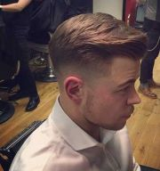 ideas tapered haircut