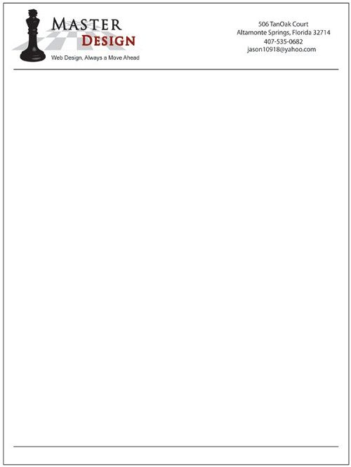 25+ best ideas about Letterhead examples on Pinterest