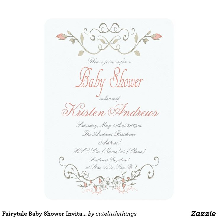 1000+ ideas about Fairytale Baby Showers on Pinterest