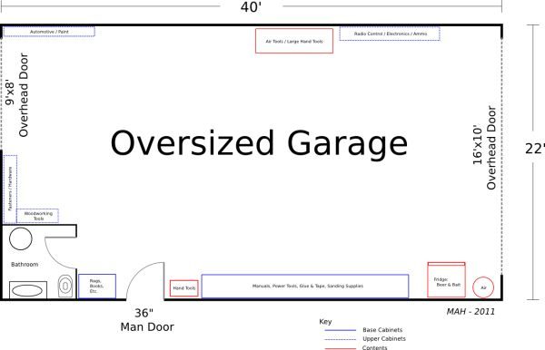 block garage plans   plan of a large detached garage pondering a few floor plans in the new