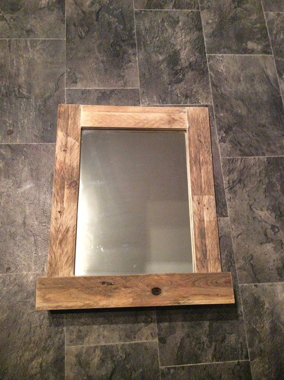 25 best ideas about Rustic Bathroom Mirrors on Pinterest