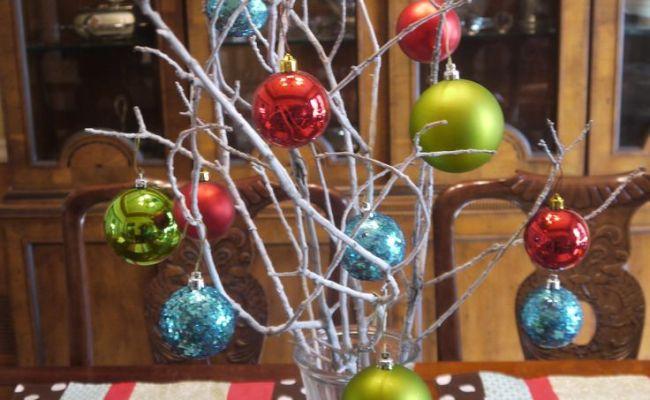 Pinterest Christmas Centerpieces Christmas Centerpieces