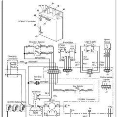 Harley Davidson Golf Cart Wiring Diagram 98 Ford Windstar Fuse Ezgo | Pds Controller ...