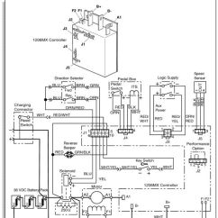 Ezgo Golf Cart Battery Wiring Diagram Ford Tractor 4000 | Pds Controller ...