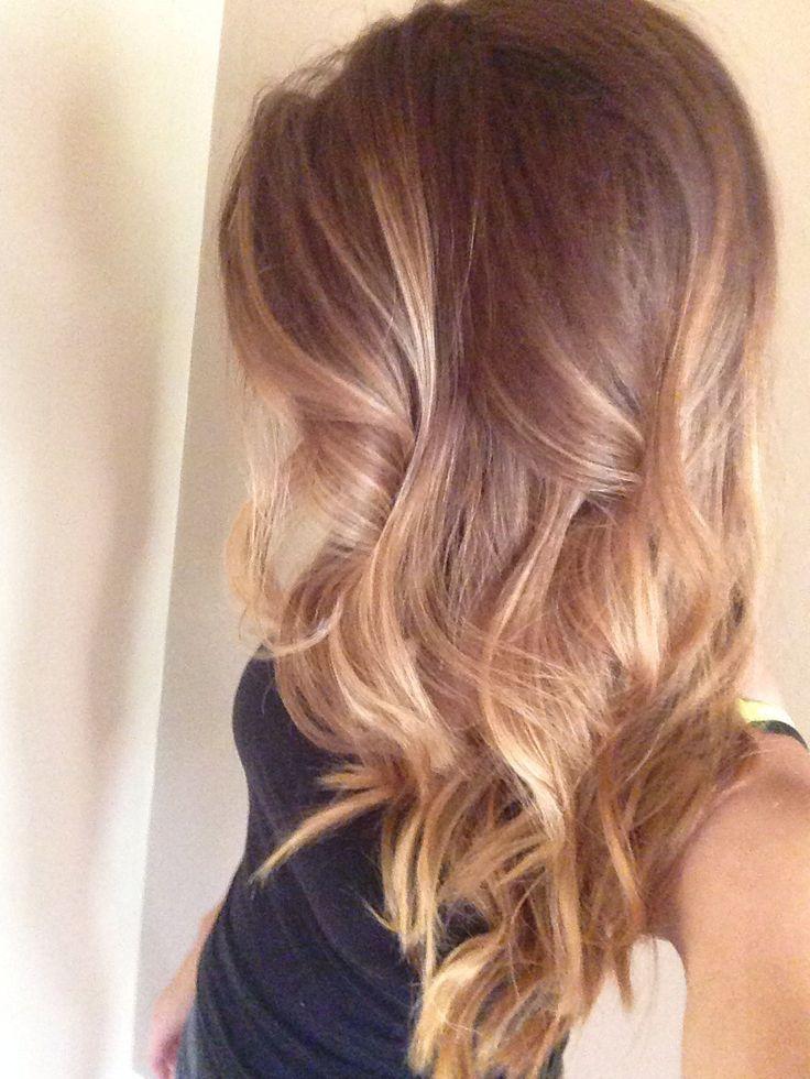 balayage hairstyles hair color