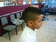 black men mohawk haircuts