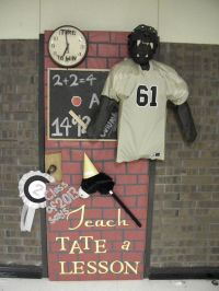 homecoming ideas | Homecoming Door Decorating Contest 2011 ...