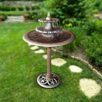 17 Best images about Garden Fountains and Bird Baths on ...