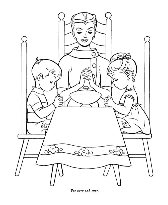 Catholic Abc Coloring Pages
