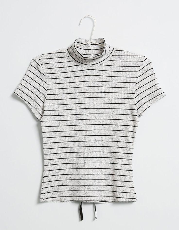 17 Best ideas about Turtleneck T Shirt on Pinterest
