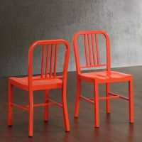 1000+ ideas about Metal Dining Chairs on Pinterest ...