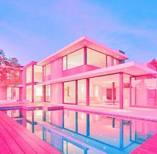 pink mansion malibu life pinterest house design and mansions