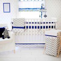 1000+ ideas about White Crib Bedding on Pinterest | White ...