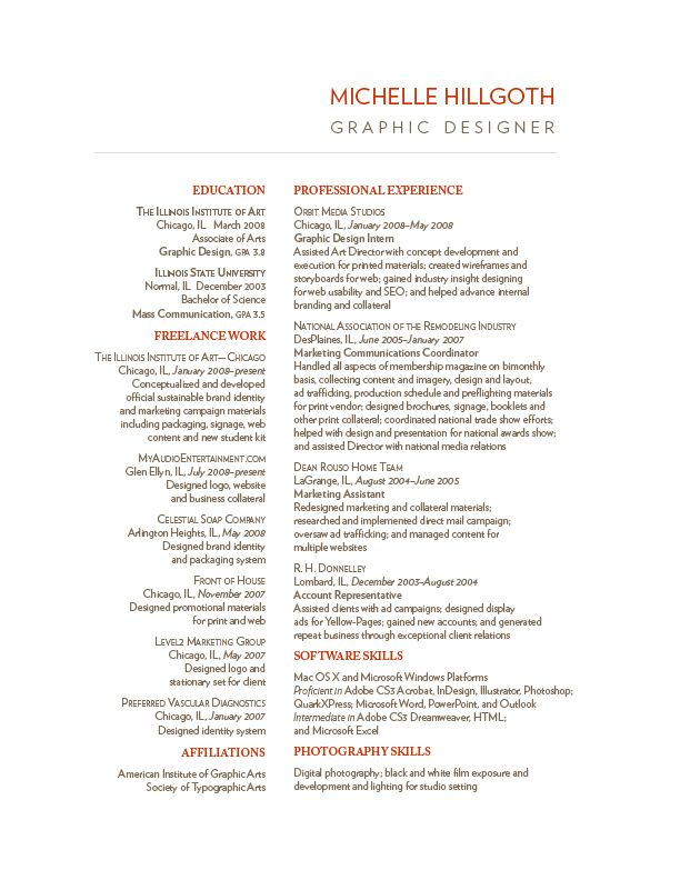 74 Best Images About Creative Resumes On Pinterest