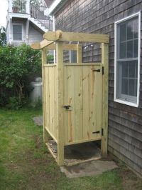 17 Best images about Outdoor shower ideas on Pinterest ...