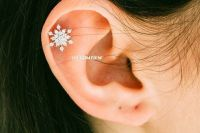25+ best ideas about Upper Ear Piercing on Pinterest ...