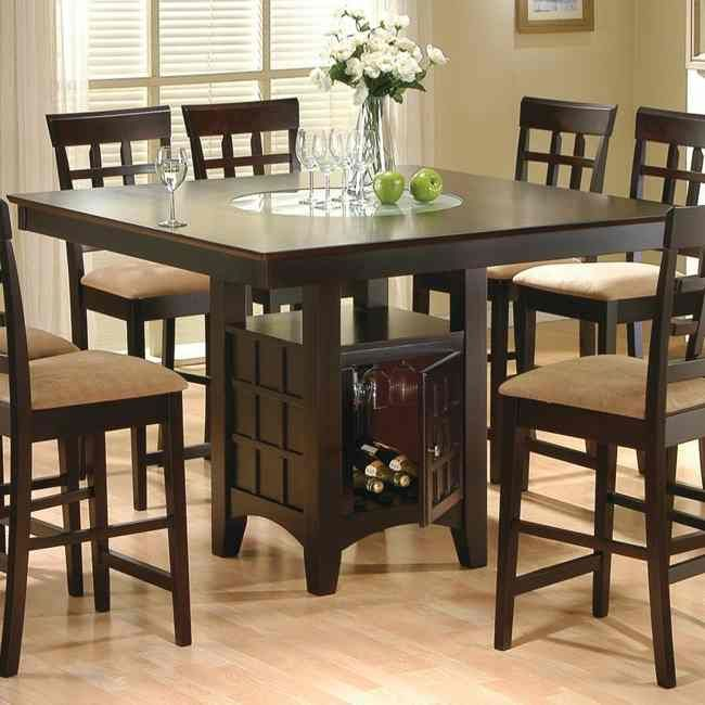 paula deen table and chairs old wooden high chair 1000+ ideas about counter height sets on pinterest | tall kitchen table, cabinets ...