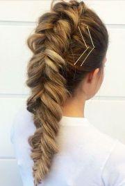 braid hairstyles bobby pins