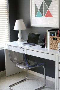 17 Best ideas about Micke Desk on Pinterest | Raskog cart ...