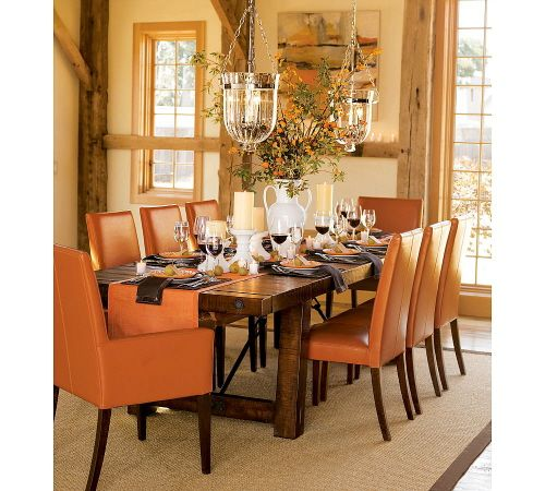 dining room decorating ideas  Simple Halloween Dining