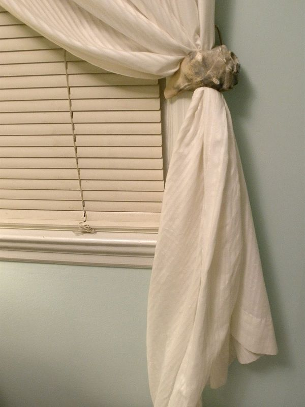 17 Best images about curtain tie backs ideas on Pinterest  Curtain rods Ties and Curtain tie backs