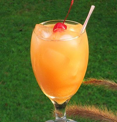 vodka orange juice cranberry juice sprite