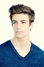 grant gustin #hairstyle #menshairstyle