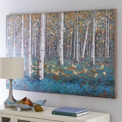 Best 25+ Birch Tree Art ideas on Pinterest