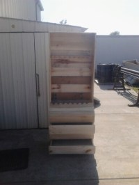 How To Make A Gun Cabinet Out Of Pallets - WoodWorking ...