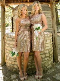 25+ best ideas about Gold bridesmaid dresses on Pinterest