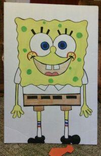 Pin tie on spongebob | My Creations | Pinterest ...