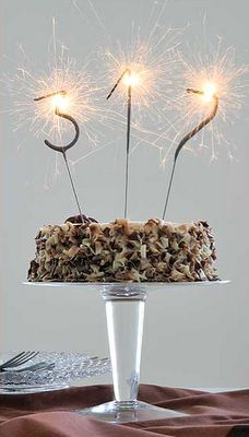 25 best ideas about Sparkler Birthday Candles on