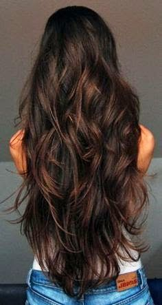 25 Best Ideas About Waist Length Hair On Pinterest Hair Length
