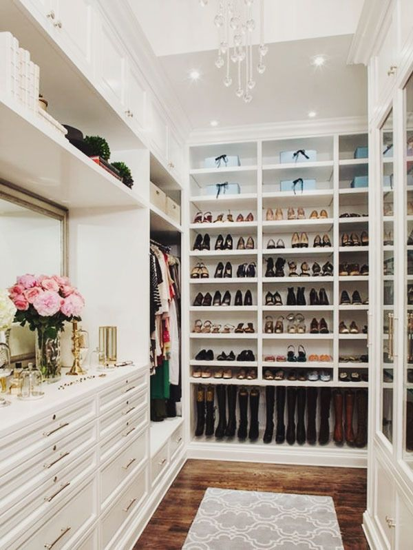 #closet  Source: This is Glamourous - www.thisisglamorous.com/2014/02/pinterest-inspiration-top-six-fa  View entire slideshow: Amazing Closets on http://www.stylemepretty.com/collection/193/: