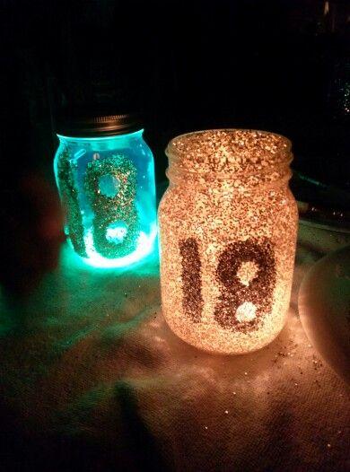 17 best ideas about Glow Jars on Pinterest  Glow mason