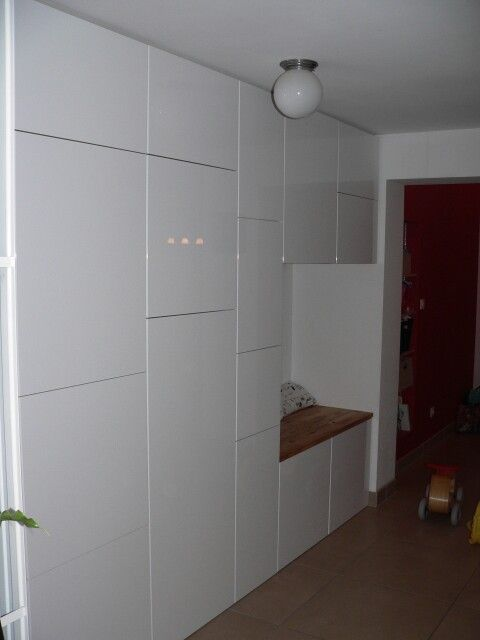 Placard Metod Ikea Avec Bureau Intgr Renovated House