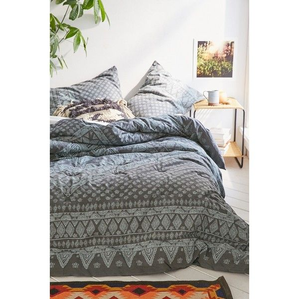 1000 Ideas About Bohemian Comforter On Pinterest Queen