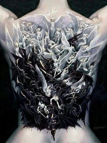 war of angels and demons full
