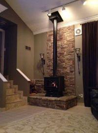 Best 20+ Freestanding fireplace ideas on Pinterest ...