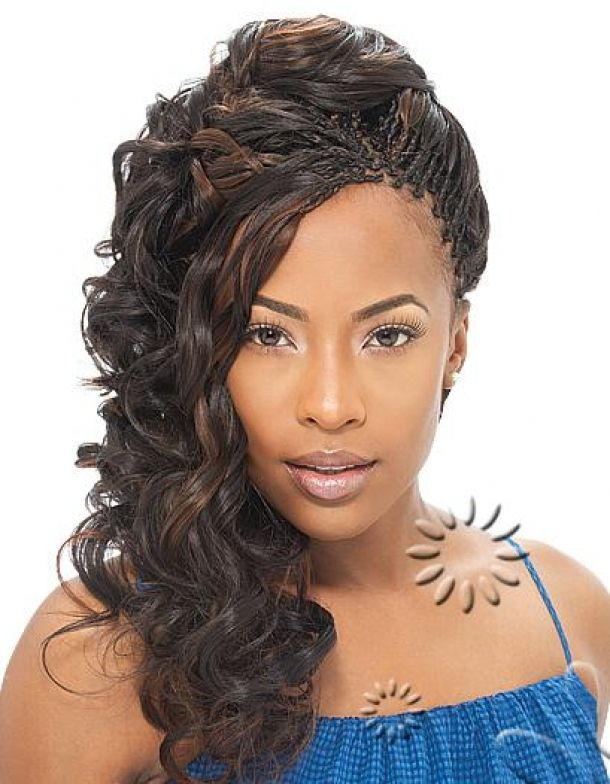 25 Best Ideas About Micro Braids Hairstyles On Pinterest Box