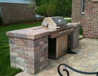 25+ best Outdoor grill area ideas on Pinterest