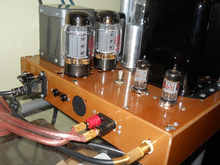 Heathkit W5m Monoblock Vacuum Tube Amplifier