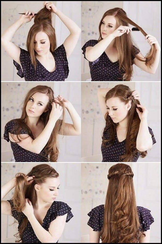 100 Ideas To Try About Easy Hairstyles Ladder Braid Long Hair
