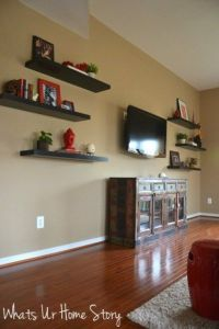 25+ best ideas about Living Room Shelves on Pinterest ...
